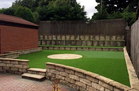 THE WINTER BENEFITS OF ARTIFICIAL TURF